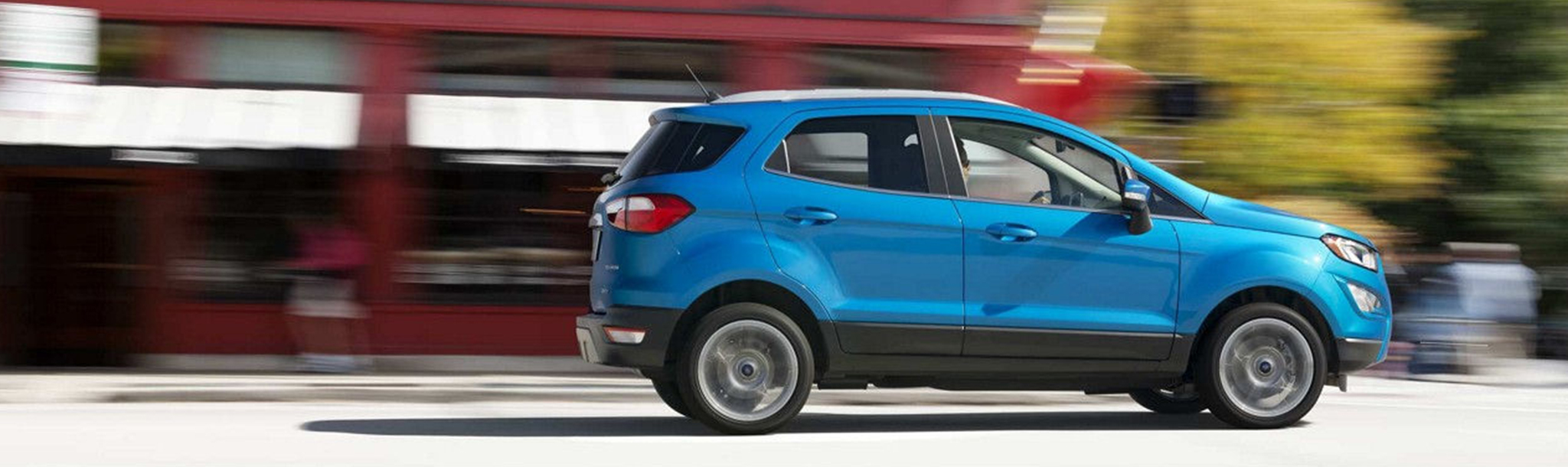 The 2018 Ford EcoSport
