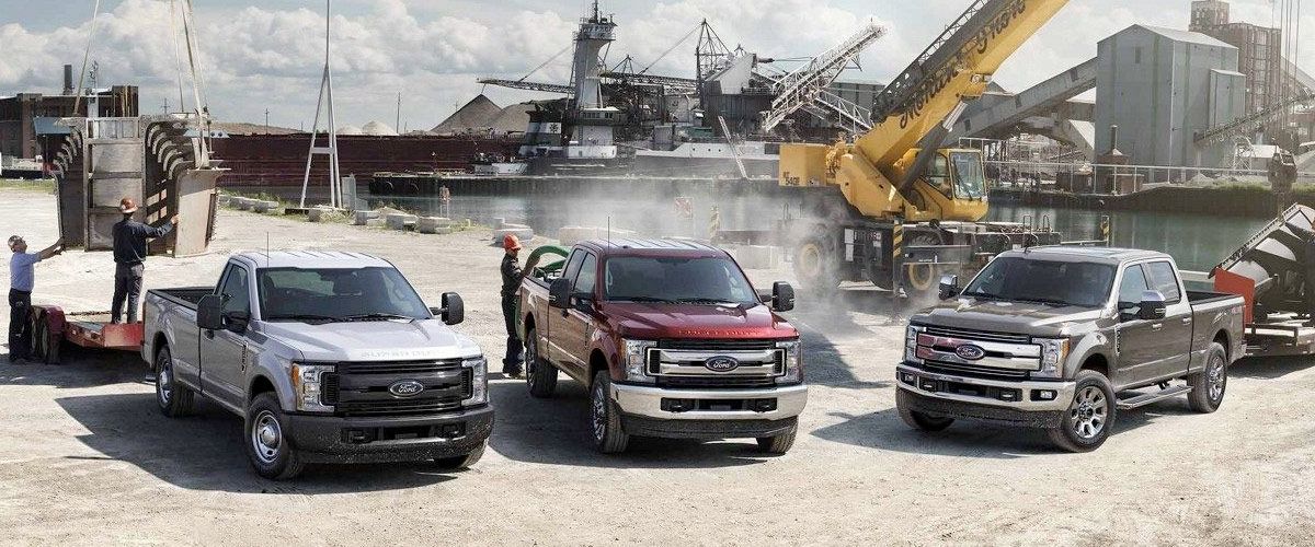 2019 Ford Super Duty header