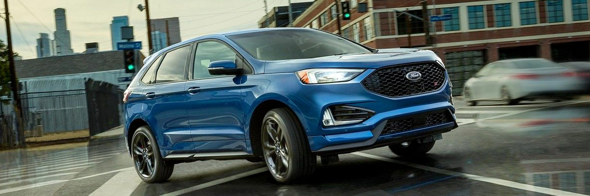 2019 Ford Edge Specs & Safety Features