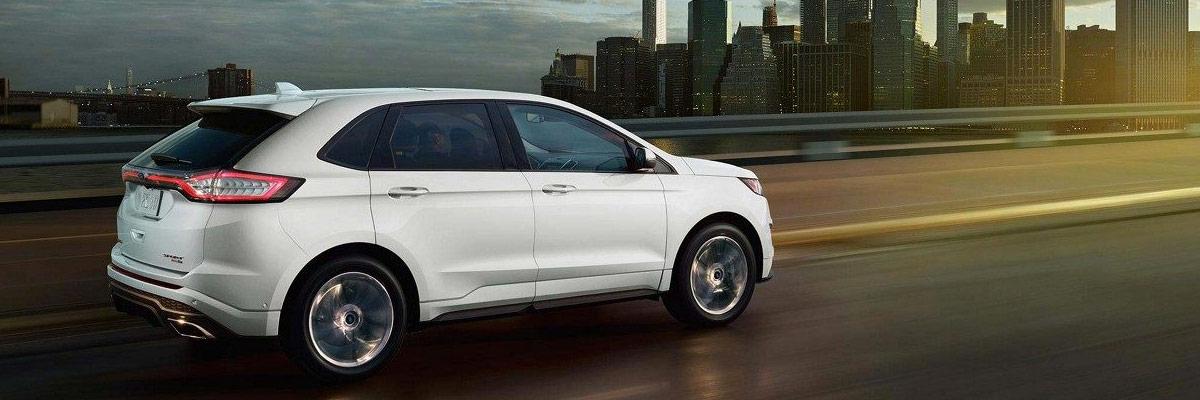 2018 Ford Edge Engine Specs & Performance