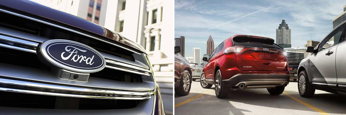 Safety Technologies in the 2018 Ford Edge