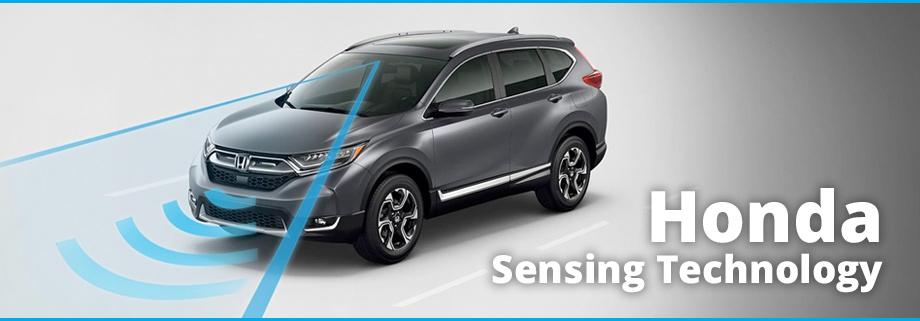 What Is Honda Sensing Technology Honda Dealer In