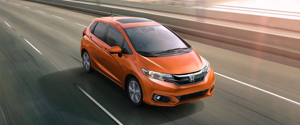 2019 Honda Fit header