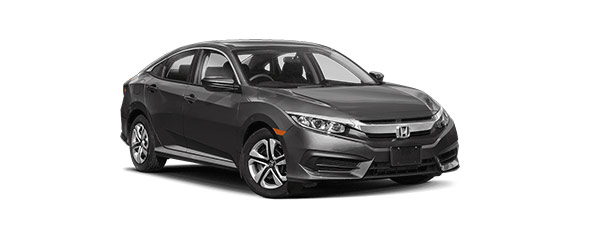Compare the 2018 Honda Civic LX CVT