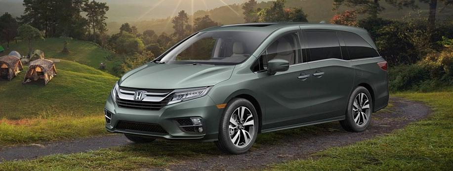 Honda Dealer Orlando >> 2018 Honda Odyssey | Honda Dealership Sales in Orlando, FL