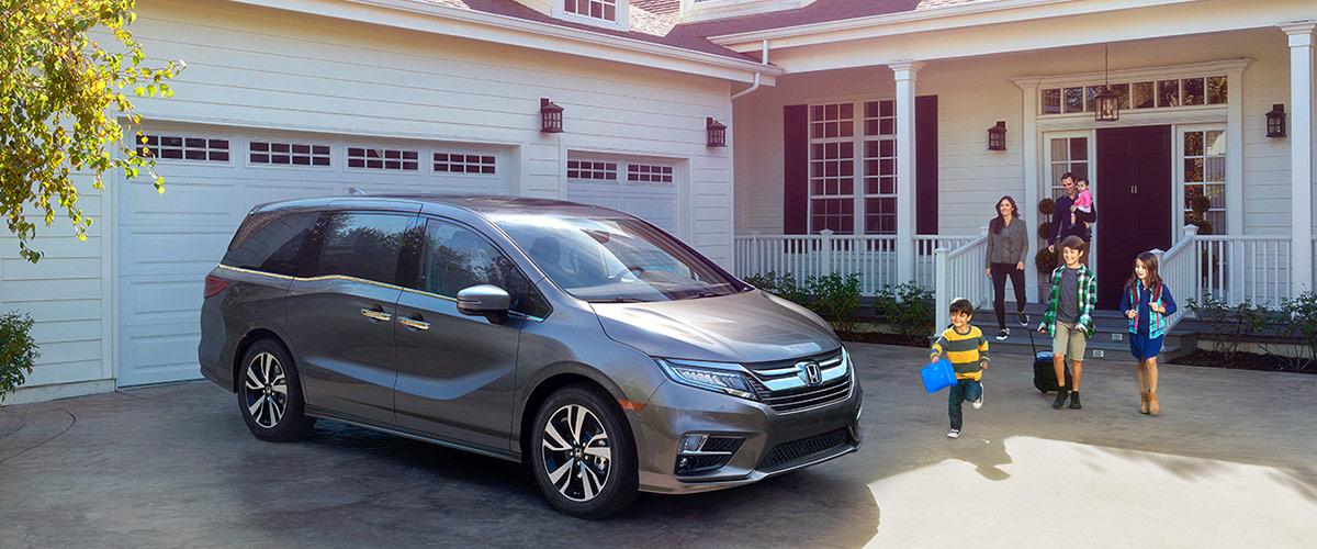 New 2019 Honda Odyssey Minivan Honda Odyssey In Orlando Fl