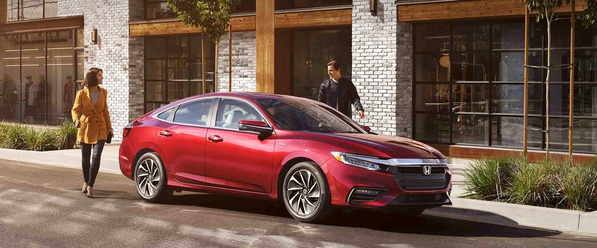 2019 Honda Insight header