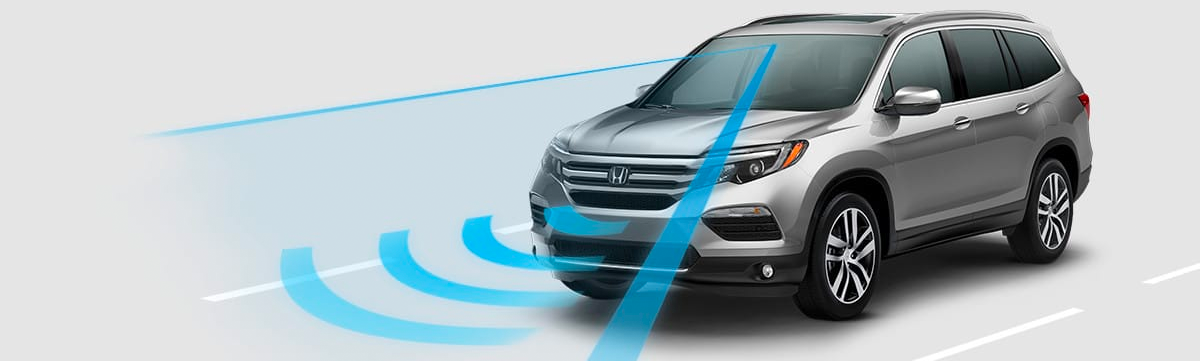 2018 Honda PilotSafety Features in the New Honda Pilot