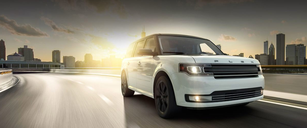 2019 Ford Flex  header