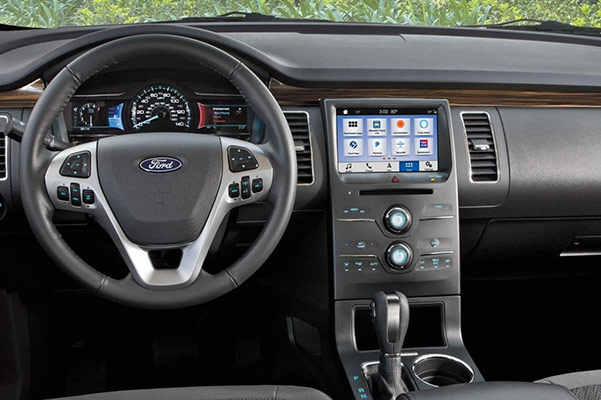 2019 Ford Flex Interior & Technology