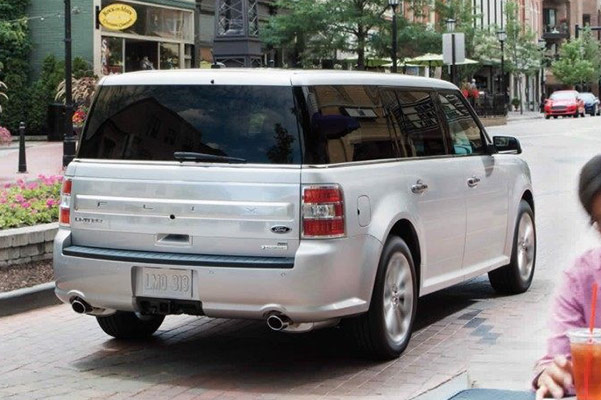 2019 Ford Flex Specs & Performance