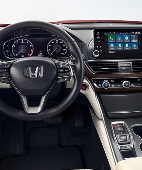 honda accord navigation system 2018