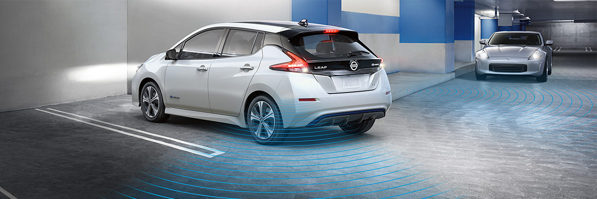 2018 Nissan LEAF Safety Features