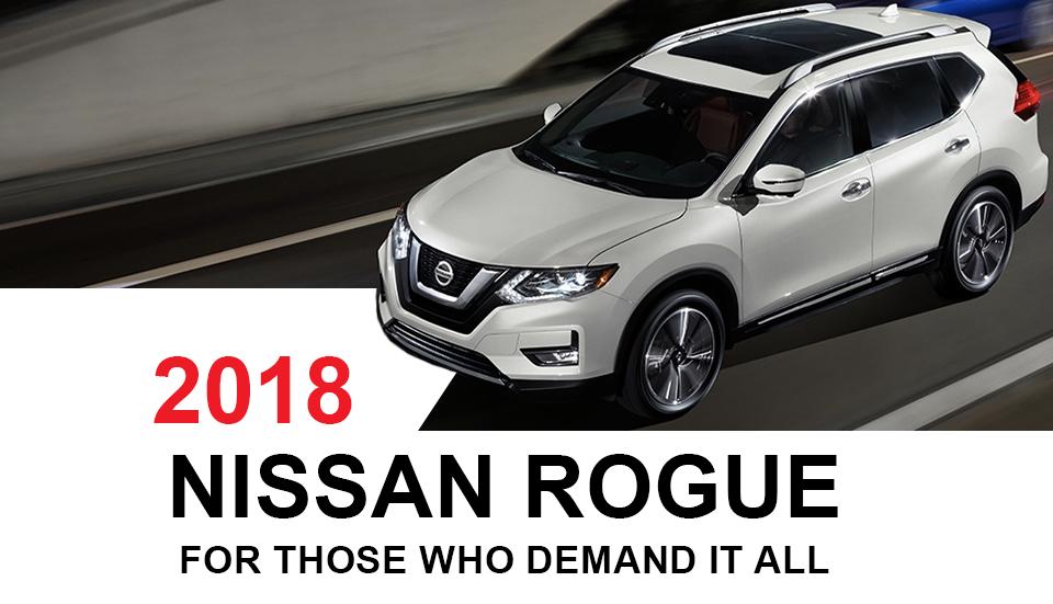 2018 Toyota Rogue Exterior