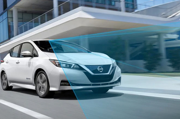 Which Nissan Vehicles Have Nissan Intelligent Mobility™?