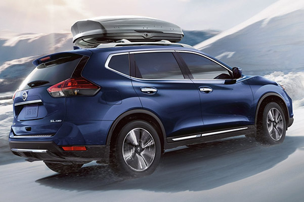 2019 Nissan Rogue Specs & Safety Features