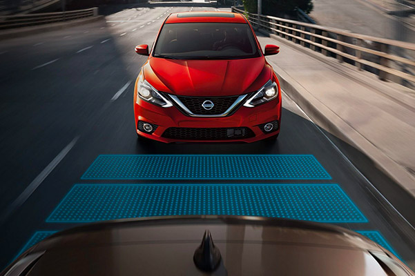 2019 Nissan Sentra Specs & Safety Features