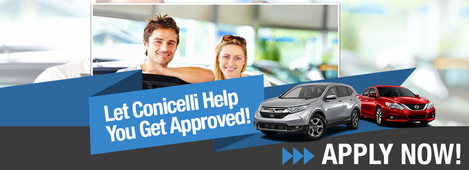 Bad Credit Or No Credit Approval Conicelli Autoplex In Pa