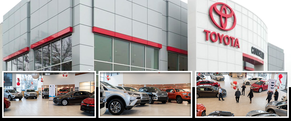 Conicelli Toyota of Springfield - Springfield's Family Owned & Operated Toyota Dealership