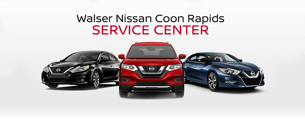 Walser Nissan Coon Rapids | New Nissan dealership in Coon Rapids, MN