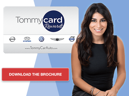 TommyCard Rewards | Country Hyundai