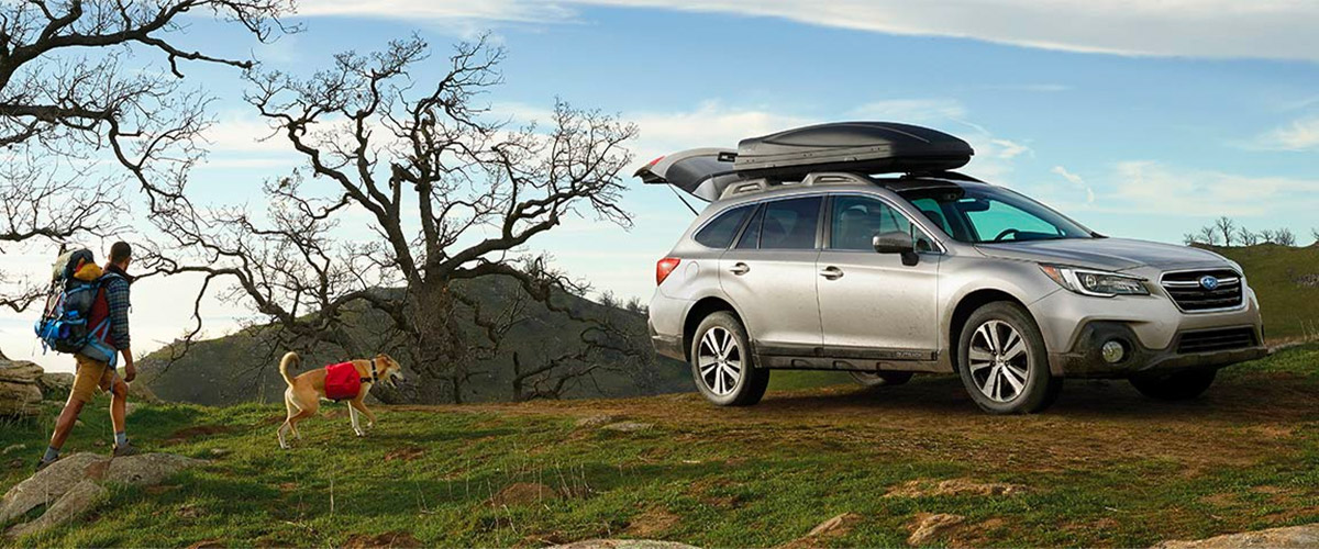 Discover Your Subaru Dealer