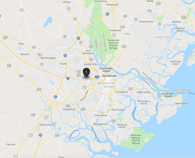 Directions to Chatham Parkway Subaru