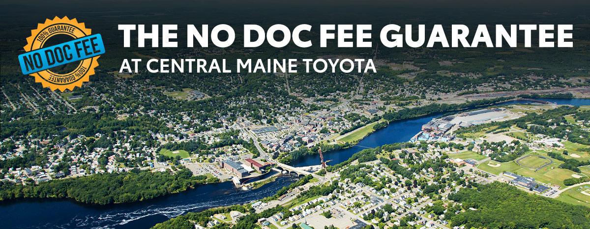 No Doc Fees