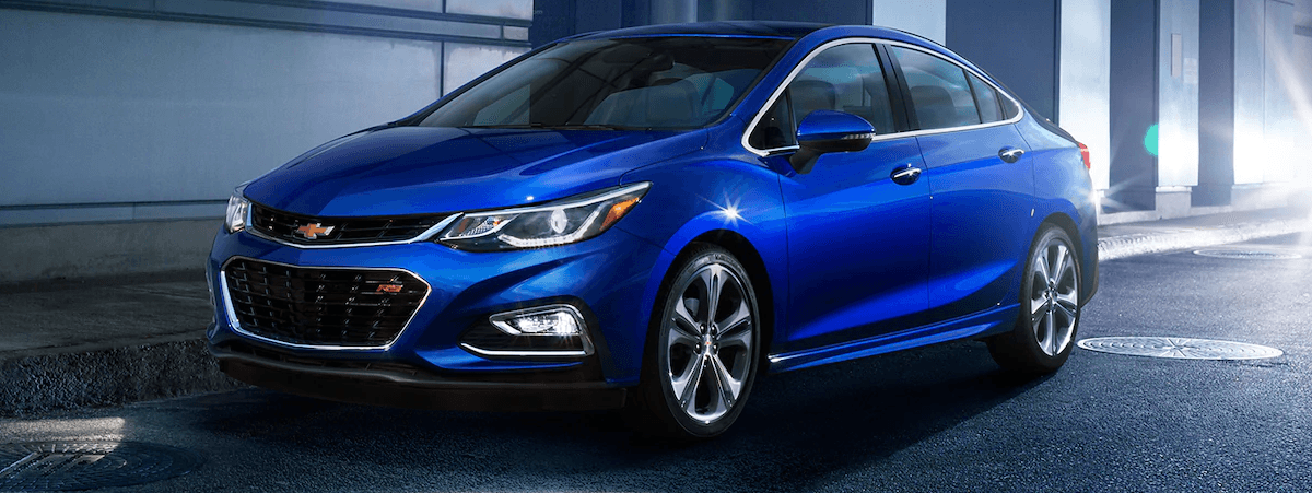 2018 Chevy Cruze Performance Footer