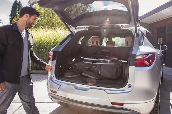 2019 Chevy Blazer Tailgate