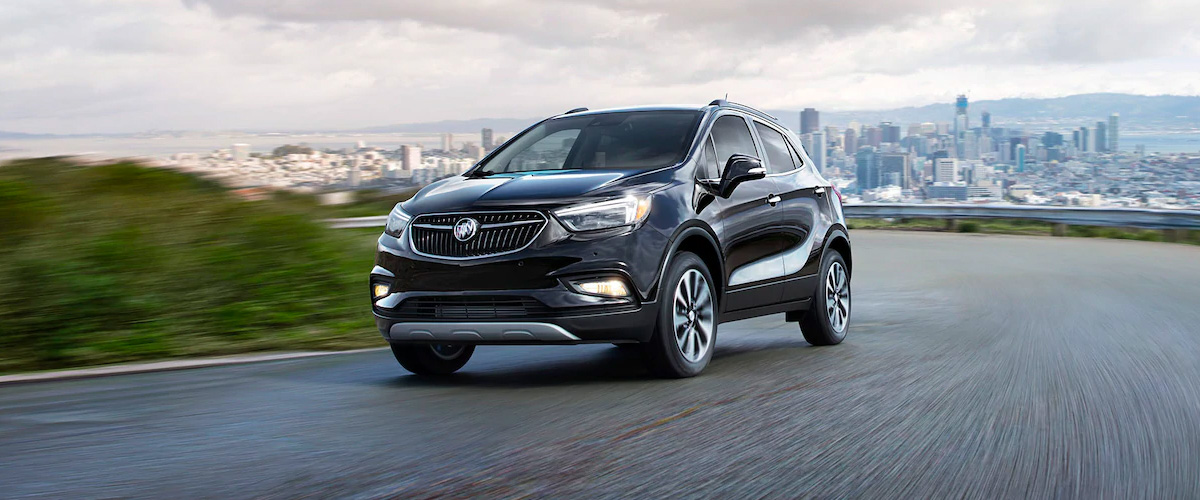 2020 Buick Encore header