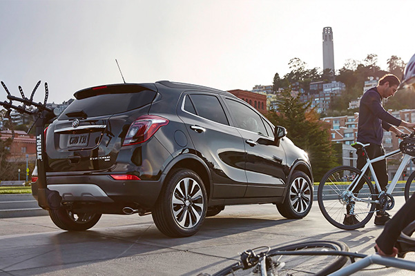 2020 Buick Encore Engine Specs & Safety Features
