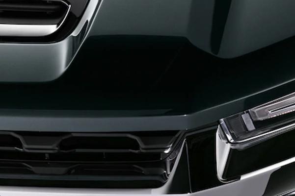 2020 Chevrolet 2500 detail