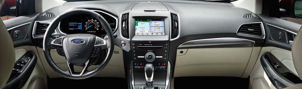Spacious Interior & Intelligent Technology