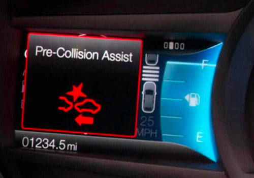 2018 Ford Fusion - Pre-Collision Assist