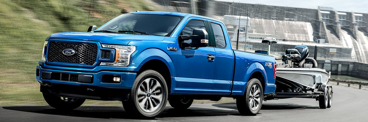 2019 FORD F-150  footer