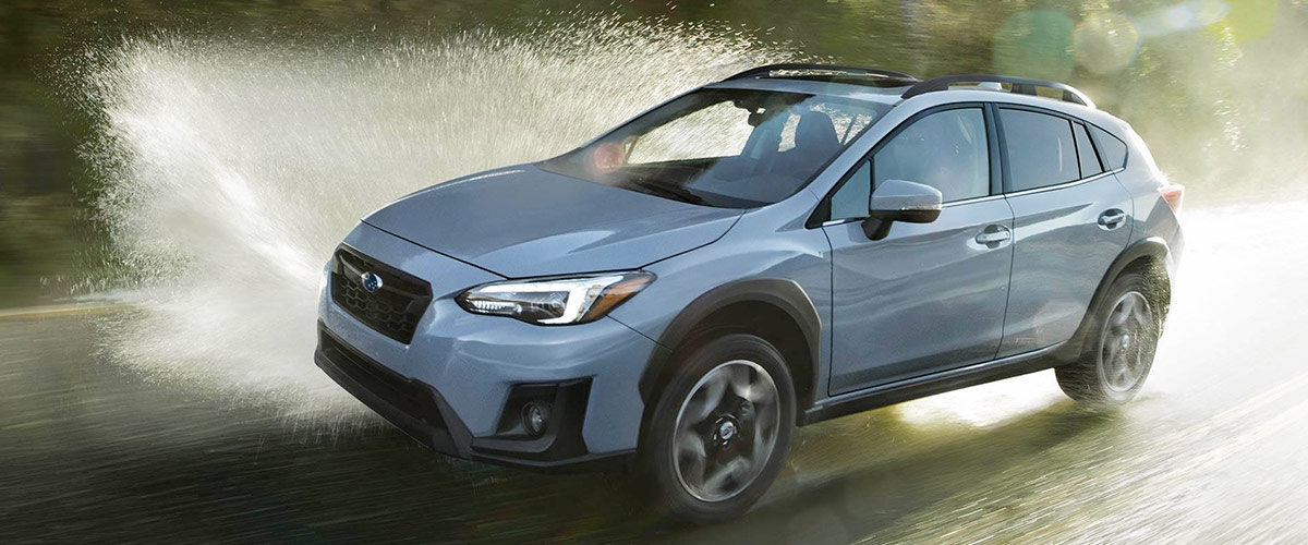 The All-New 2019 Subaru Crosstrek header