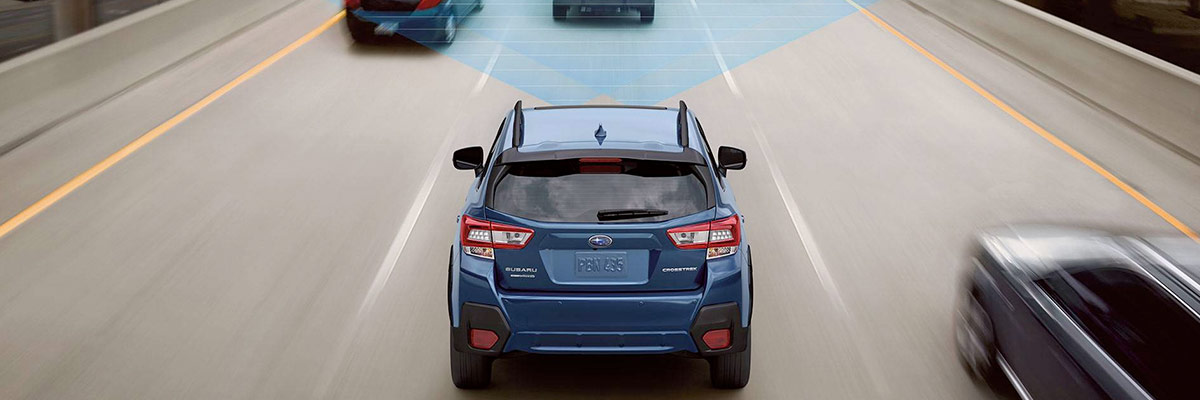 2019 Subaru Crosstrek Safety Features & Specs