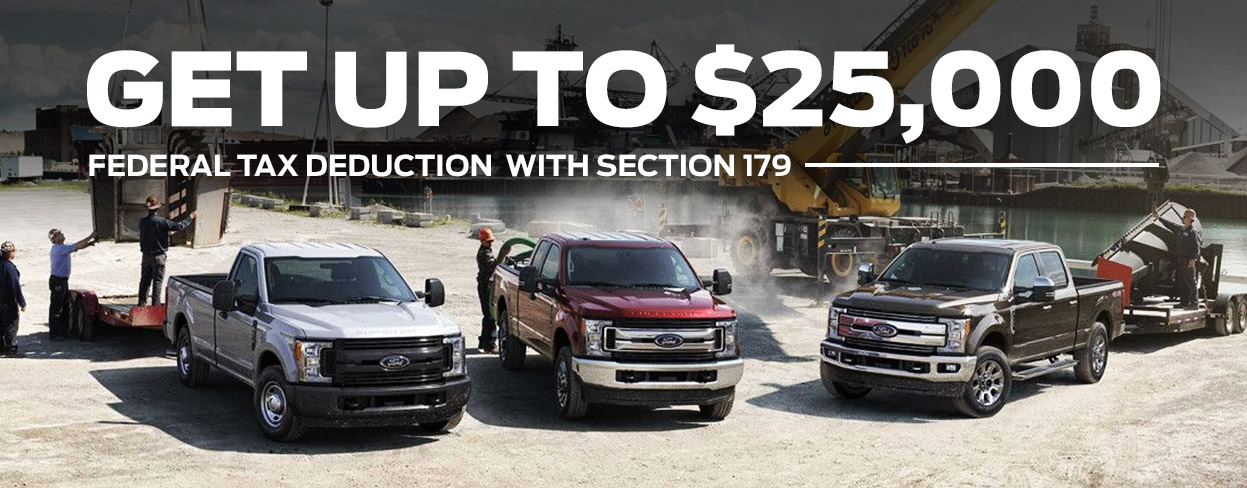 Save up To $25,000 With Section 179