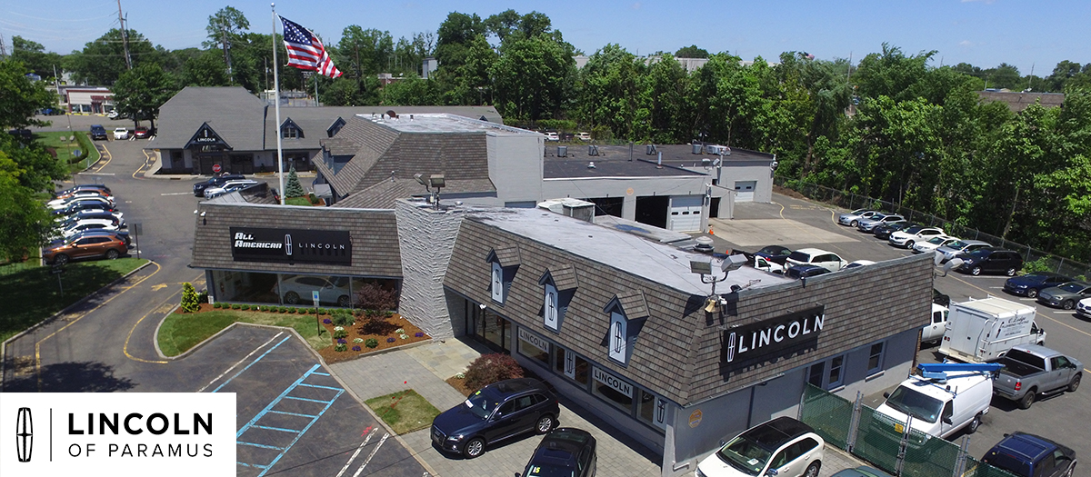 Why Buy From Lincoln of Paramus header