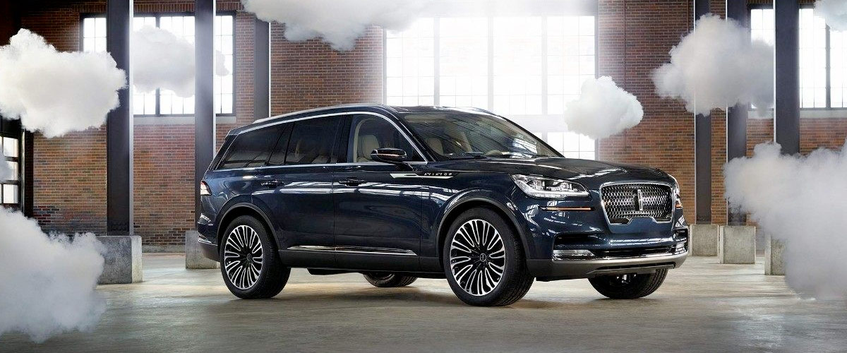 2019 Lincoln Aviator: Design, Options, Price >> Buy 2019 Lincoln Aviator In Paramus Nj Lincoln Of Paramus