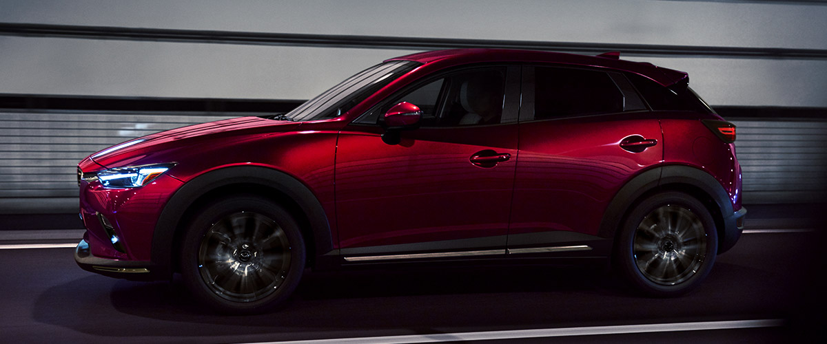 The New 2019 Mazda CX-3 header