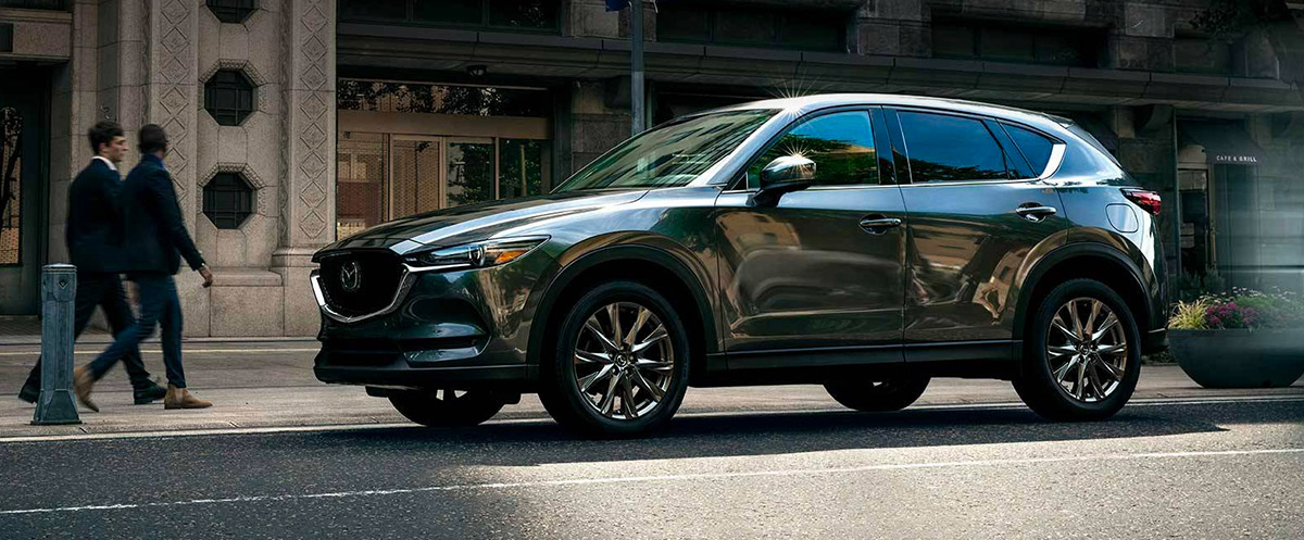 The New 2019 Mazda CX-5 Header