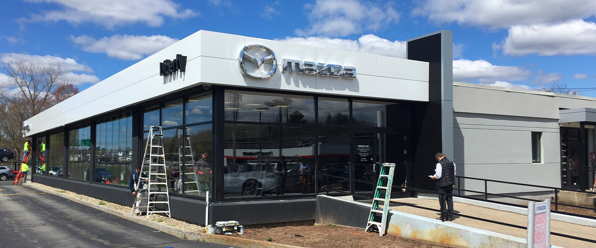 Liberty Mazda - Check Out Our Brand New Dealership