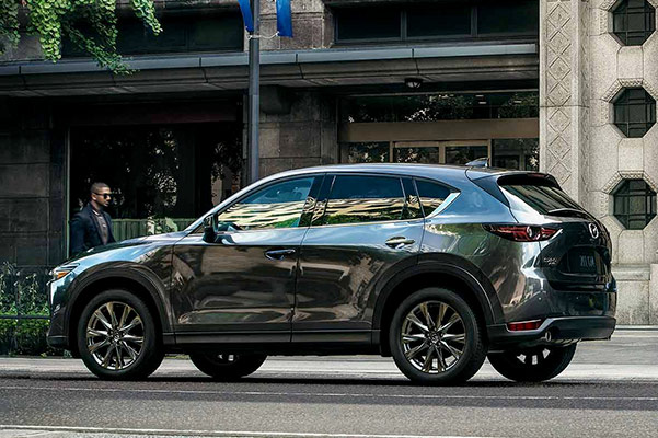 2019 Mazda CX-5 Specs & Safety Features