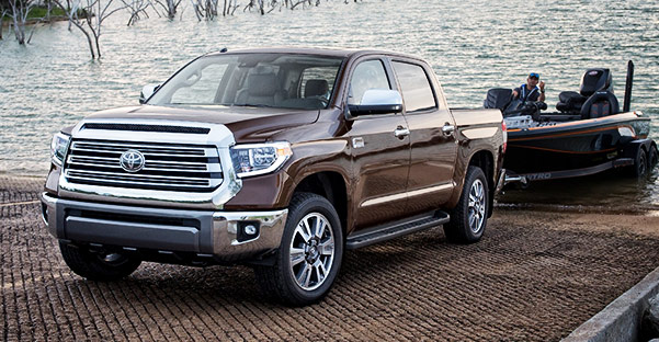 2018 Toyota Tundra 2018 Toyota Tundra Features & Entertainment & Performance