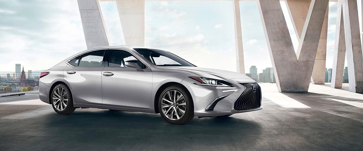 2020 Lexus ES 350 header