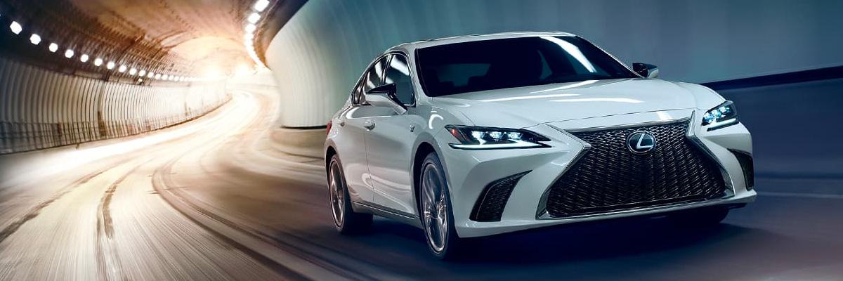 2020 Lexus ES 350 performance