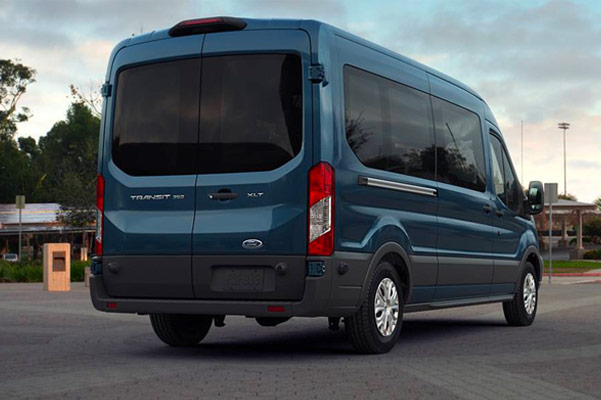 Ford Passenger Vans for Rent | Ford Dealership near Green