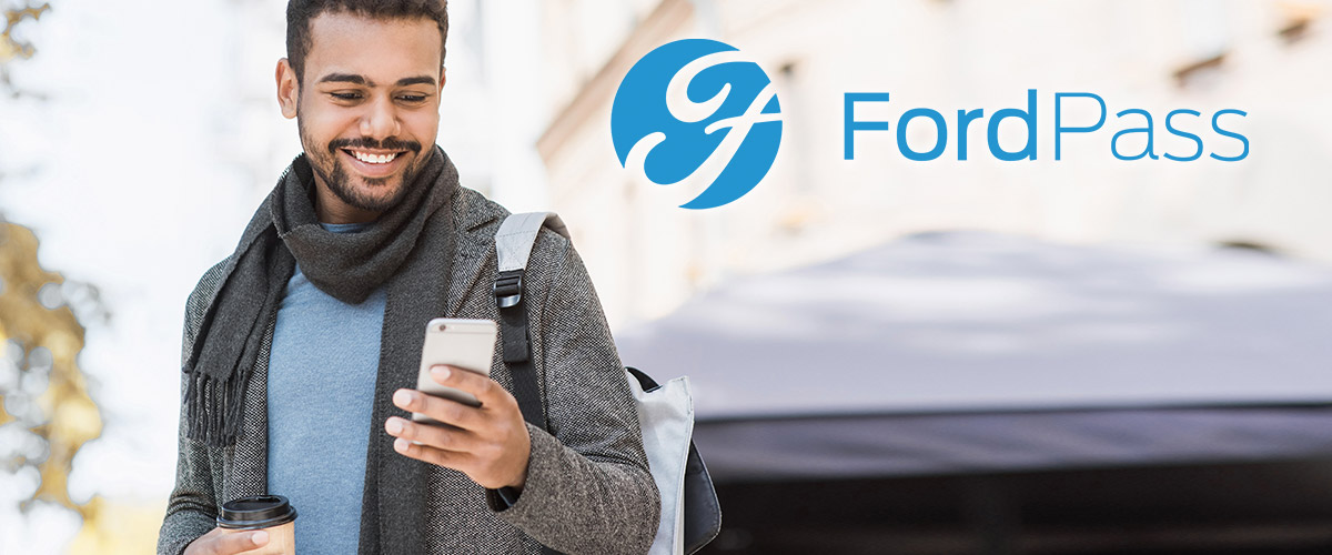 FordPassTM Mobility App with Connected Services